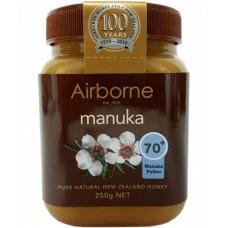 Airborne Health Manuka Honing 70+ Pollen