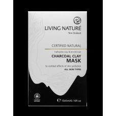 Houtskool Klei Detox Masker